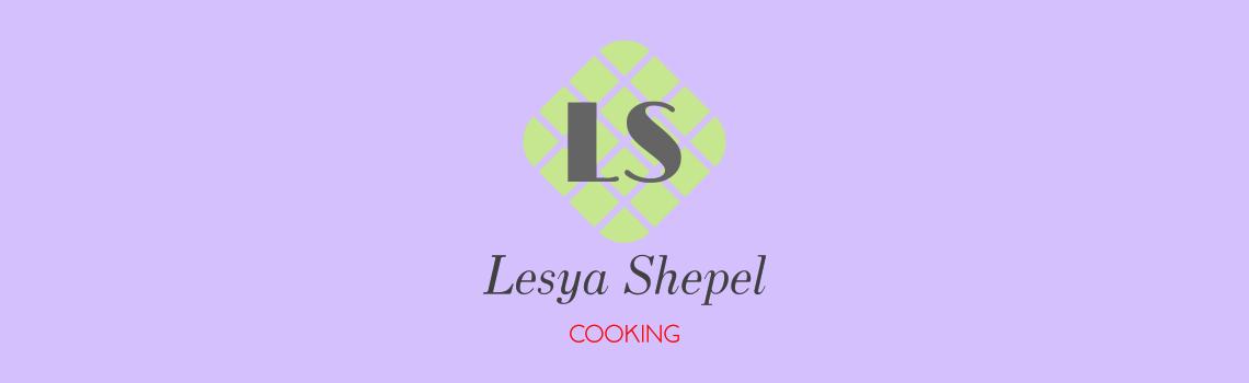Lesya Shepel Cooking